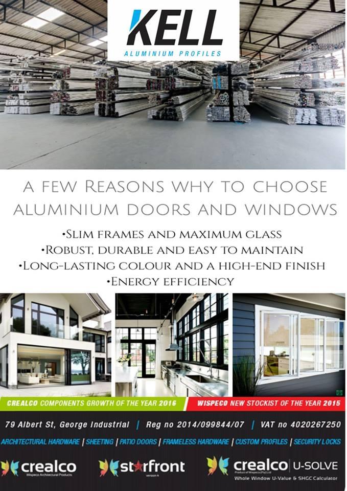 Kell Aluminium Profiles Architectural Aluminium Amp Glass