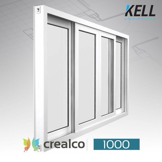 1000Series Sliding Window