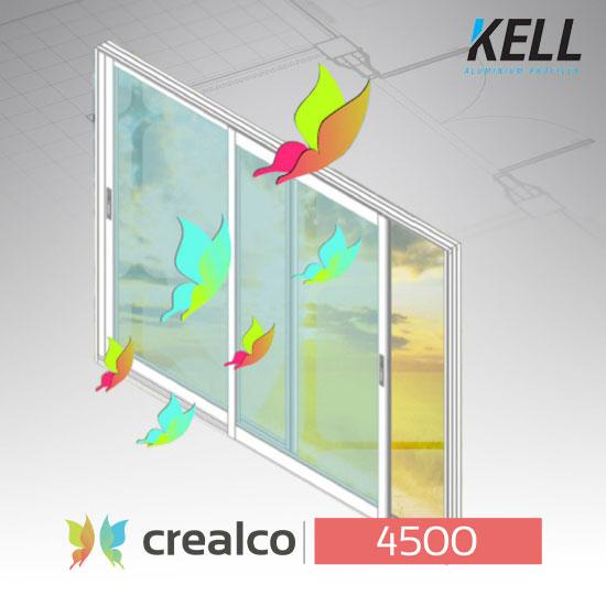 4500 Series Sliding Door
