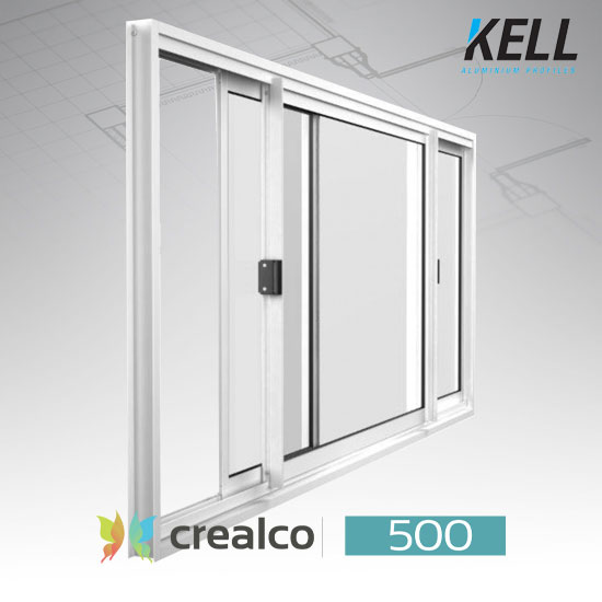 500 Slenderline Sliding Window