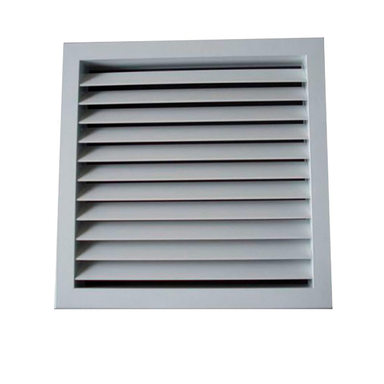 Clip Louvre Clip-In Fixed Door Ventilator