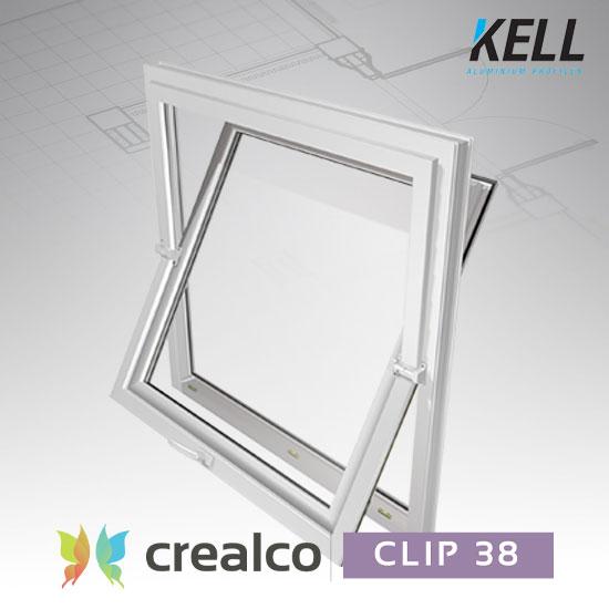 Clip38 Pivot Door