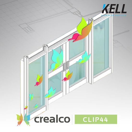 Clip44 Internal Sliding Door