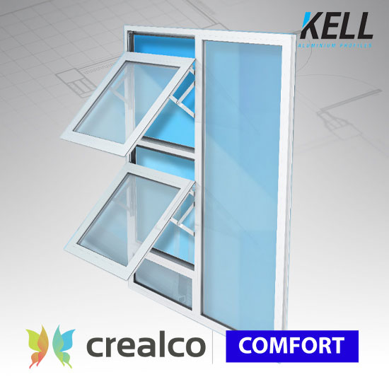 Comfort Casement Window