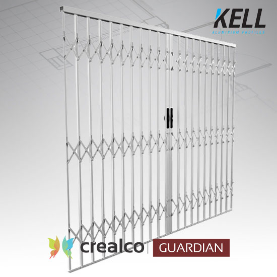Guardian Security Barrier for Windows and Doors