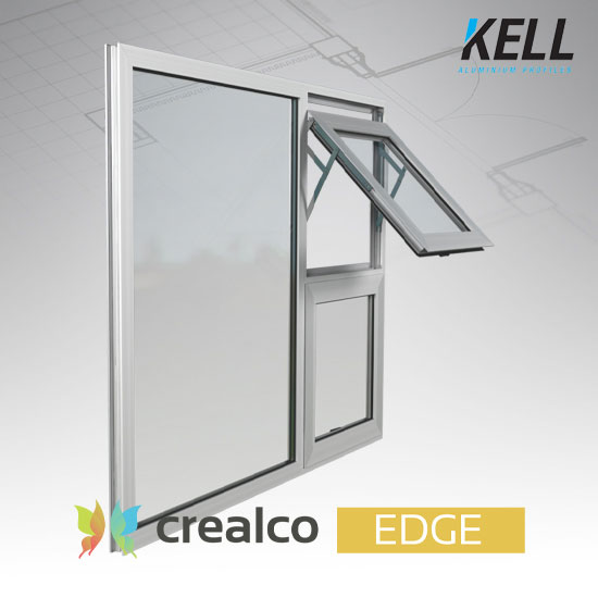 Edge Thermal Break Casement Window (42mm)