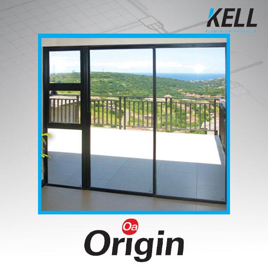 Origin Patio Door