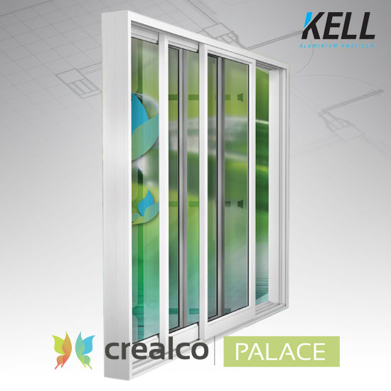 Palace High Performance Sliding Door