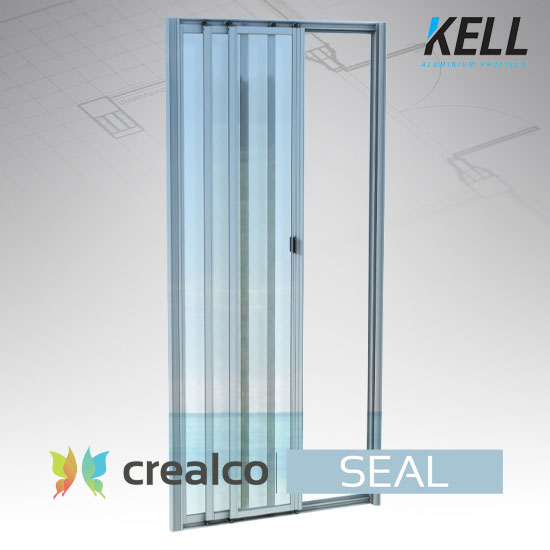 Seal Tri-Slide Shower Door