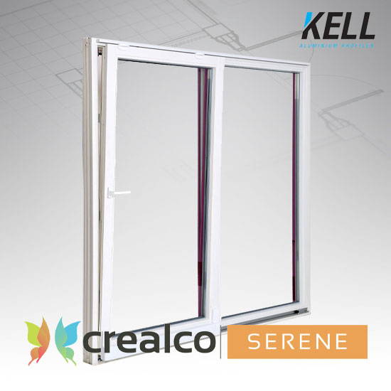 Serene Casement (Tilt and Turn) Window (52mm)