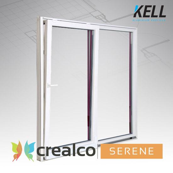 Serene Casement (Tilt and Turn) Window (52mm)