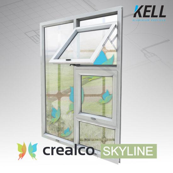 Skyline High Performance Casement Window (41mm)