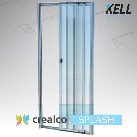 Splash Fixed Panel Bath Enclosure