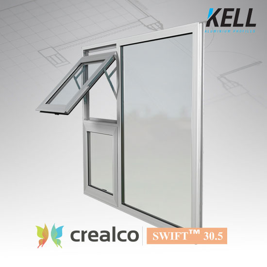 Swift30.5 Casement Window (30.5mm)