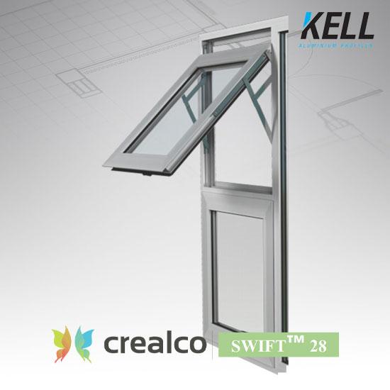 Swift28 Casement Window (28mm)
