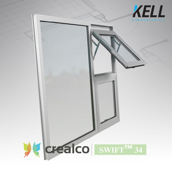 Swift34 Casement Window (34mm)