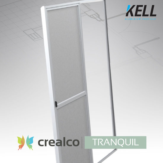 Tranquil Sliding Insect Screen for Doors