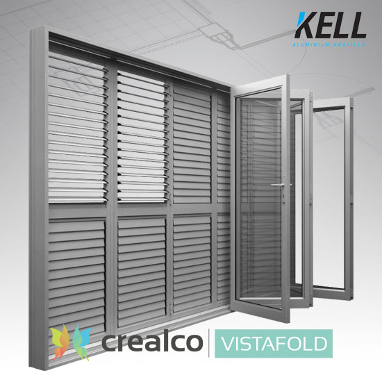 Vistafold Sliding Folding Door